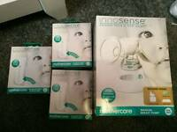 Breast pump and milk express bags brand new