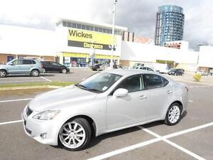 2008 LEXUS IS 220d SE 4dr