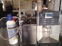 Presto coffee machine fridge and filter fully working order just needs a clean
