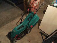 Bosch Rotary Electric Lawnmower 34R