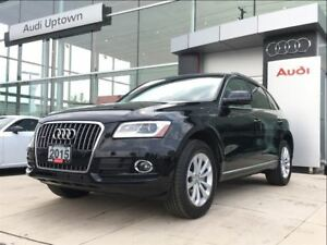 2015 Audi Q5 2.0T Progressiv W/ PANORAMIC ROOF