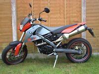 BMW G650 X-Moto, Super-moto style Rare bike, just serviced, excellent condition.
