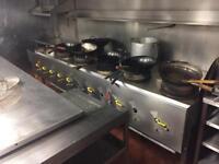 Chinese burner cooker