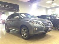 2013 Lexus RX 450H Touring Package