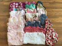 Girls 3-6 months clothing bundle, Next, M&S
