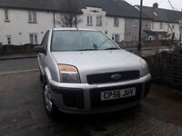 Ford Fusion Style 2006 car 1.4 engine with low millage -43k good condition Mot Aug '18, 2 prev owner