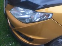 Seat ibiza mk5 pre facelift passenger headlight