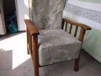 William morris childs chair