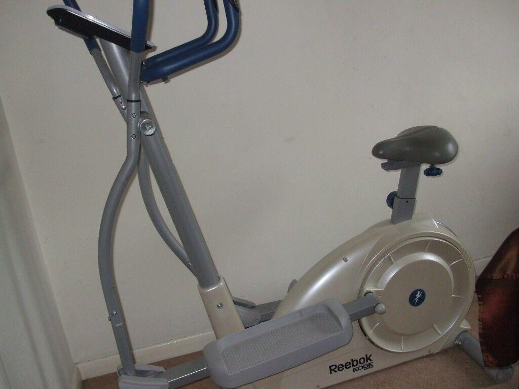 aa042a6fe2b Reebok EDGE series 2 in 1 Cross Trainer Bike