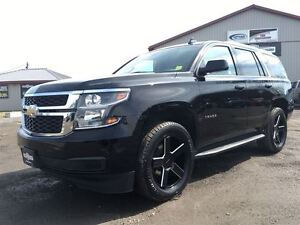 2015 Chevrolet Tahoe LS HEATED LEATHER!!  20 KMC WHEELS!!