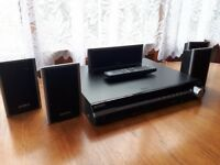 Sony DVD home theatre system in perfect condition , with hardly any use.