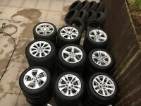 Alloys wheels(Bmw,Audi,Seat,Skoda,VW,Mercedes,Volvo)