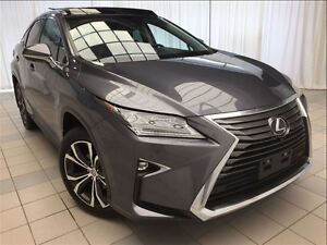 2016 Lexus RX 350 Executive Package: 1 Owner, Well Optioned.