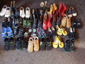 Boys shoes size 6-12