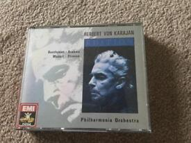 Herbert Von Karajan classical 3 CD set