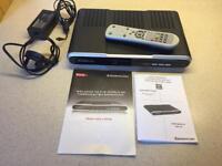 SAGEM digital TV receiver/recorder with 320Gb hard drive