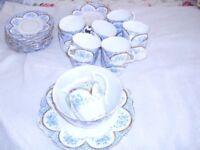 12 piece tea set by w&h