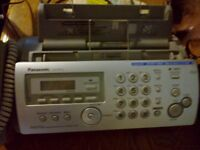 Panasonic KX-FP215 Plain paper Fax and Copier with digital answering machine
