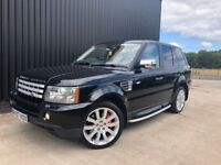 2007 Land Rover Range Rover Sport 2.7 TD V6 HSE 5dr Over £6000 Worth Of Receipts Finance Available