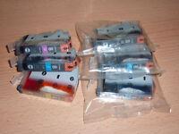 Genuine Canon CLI-8 Printer Ink Cartidges (Sealed) - 6 in total: BK(1), C(2), M(1), Y(1), PC(1)