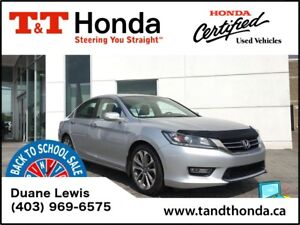 2013 Honda Accord Sport *One Owner, Rear Camera, Heated Seats *