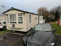 Stunning Static Caravan Holiday Home Swift Southport SITE FEES & CONNECTIONS INCLUDED