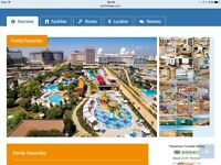 Holiday to Saturn palace resort, Lara beach, Antalya, turkey