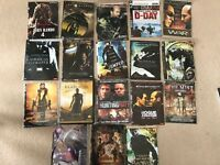 Great DVD Films for sale - deal price - all for £7 - OFFER