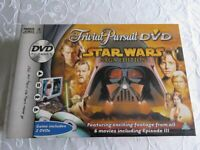Star Wars Trivial Persuit DVD