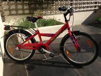 Kids bike 5-9 years