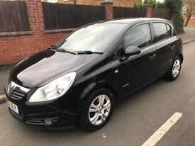 Vauxhall corsa 1.2 petrol 5dr 2011 - 60 plate