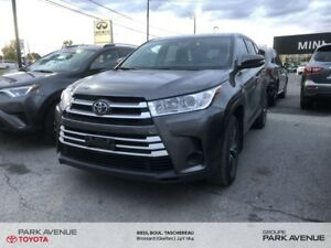 2017 Toyota Highlander AWD+CRUISE INTELLIGENT+8 PLACES+MAGS