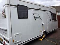 Hymer Nova GL 465 Caravan in excellent condition only £13000 L@@K