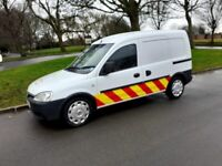 vauxhall combo ,1.7 diesel ready to get in and go only £1995ono no vat