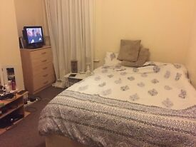 Immediately available - lovely double room to rent in house share