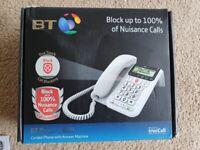 BT Decor 2600 Corded Telephone.