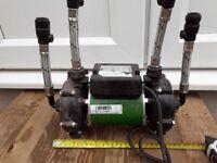 Power shower pump - Salamander RSP50 Twin