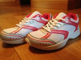 Girls M&S trainers size 2