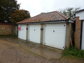 Lockup and leave garage to rent in Hersham