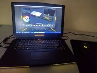 Alienware 15 R2 GamingLaptop / GTX 965M / intel core i5 / 8GB RAM