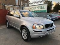Volvo XC90 2.4 D5 SE Lux Estate Geartronic AWD 5dr£8,485 p/x welcome TOP OF THE RANGE MODEL!!!