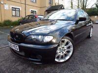 2003 BMW 330D Sport Manual (204bhp) 5 door. hpi clear £2350