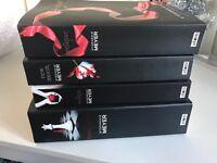 Full Twilight Book Set