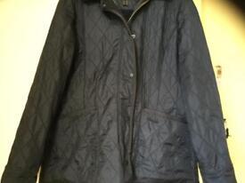 Barbour Black Jacket