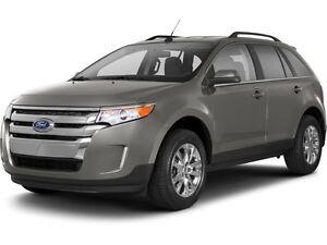 2013 Ford Edge Limited Nav. Moonroof.