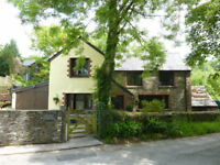 For rent an appealing detached 3 bed cottage