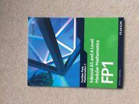Edexcel FP1 A-level maths book