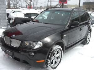 2009 BMW X3 xDrive30i *Panoramic Sunroof*