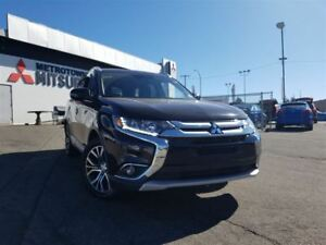 2016 Mitsubishi Outlander GT NAVI; CERTIFIED PRE-OWNED!