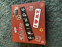 FRIENDS VHS LIMITED EDITION SUITCASE BOX SET